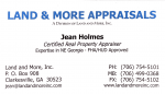 Land & More Appraisals